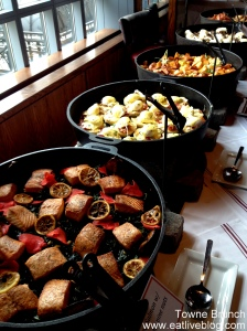 Towne Boston Brunch Buffet