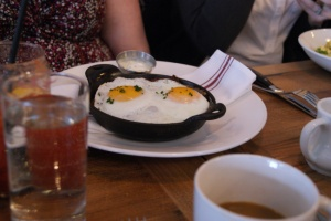 Brunch at Puritan and Co